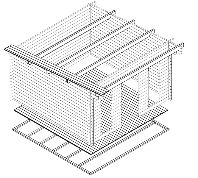 Wohnzimmer und Kamin gartenhaus aus stein streichen : Geru00e4tehaus Welches Material_19:58:50 ~ EgeNis.com ...