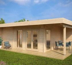 gartenhaus kaufen gartenhaus holz hansagarten24 gmbh. Black Bedroom Furniture Sets. Home Design Ideas